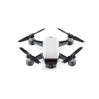 DJI Spark Fly More Combo Alpine дрон бял