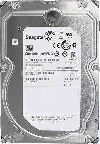 Твърд диск Seagate Constellation ES.3 3000GB SATA III 6Gbp/s 128MB