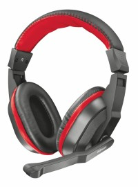 TRUST Ziva Gaming Headset слушалки с микрофон