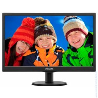"Philips 193V5LSB2 18.5"" HD Ready монитор"