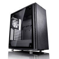 Fractal Design Define Mini C ATX кутия за компютър