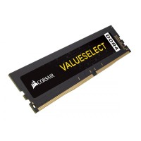 CORSAIR VALUE SELECT 4GB DDR4 2400MHZ DIMM Памет