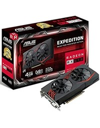 ASUS Expedition RX 570 4GB видео карта