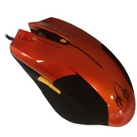 OMEGA Gaming Mouse 6D G4 Orange USB геймърска мишка