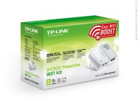 TP-Link TL-WPA4226KIT N300 Wireless Powerline Starter Kit