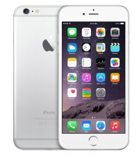 Apple iPhone 6 Plus 16GB Silver реновиран смартфон