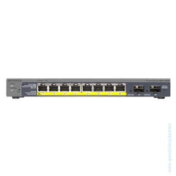 Netgear GS110TP 8 x 10/100/1000 Gigabit Smart switch 