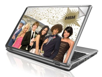Disney High School Musical skin for laptop DSY-SK653 /лепенка Лепенка за лаптоп 15""