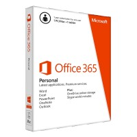 Microsoft Office 365 Personal English EuroZone Програмен продукт