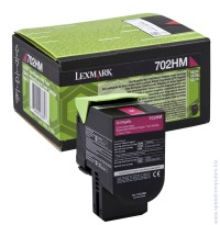 Консуматив Lexmark 702HM Magenta High Yield Return Program Toner Cartridge