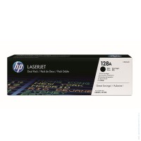 Консуматив HP 128A Black Dual Pack LJ Toner Cartridge