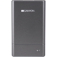 Четец за флаш карта CANYON Combo CNE-CMB1 CANYON Combo CNE-CMB1 (3 port USB,MultiCardReader: SD/SDHC/MMC/RS MMS/mini SD/M2/MS/MSP/MSD/MS ProDuo/microSD(T-Flash) ) USB 2.0, Gray