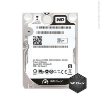 "Western Digital Black 1000GB(1TB) SATA III 2.5"" 7200rpm 32MB мобилен твърд диск"
