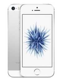 Apple iPhone SE 64GB Space Silver реновиран смартфон