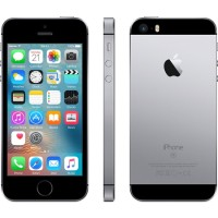 Apple iPhone SE 64GB Space Gray реновиран смартфон