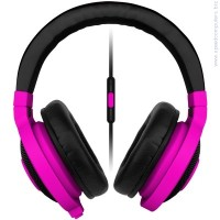 Слушалки RAZER Kraken Mobile neon Purple