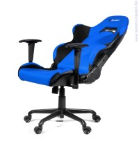 Геймърски стол Arozzi Torretta XL Gaming Chair син