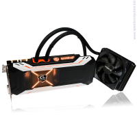 Gigabyte GTX 1080 Xtreme Gaming WATERFORCE 8GB Видео карта