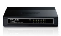 TP-Link TL-SF1016D Switch mini Desktop 16-port 10/100M