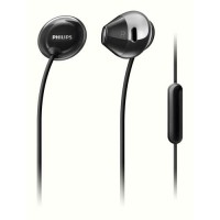 Philips Flite SHE4205BK слушалки с микрофон