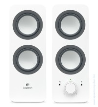 Тонколони Logitech Z200 Multimedia Speakers - Snow white