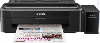 Мастилоструен принтер Epson Inkjet printer L130 Скорост черно 27 Pages/min Monochrome (plain paper 75 g/m²)