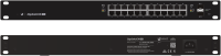 Ubiquiti EdgeSwitch ES-24-Lite 24 port swich управляем комутатор
