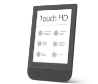 e-Book reader PocketBook Touch HD PB631 електронна книга
