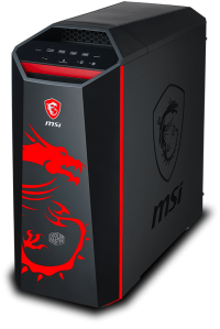 Cooler Master MasterCase Maker 5 MSI Dragon Edition ATX Black Кутия