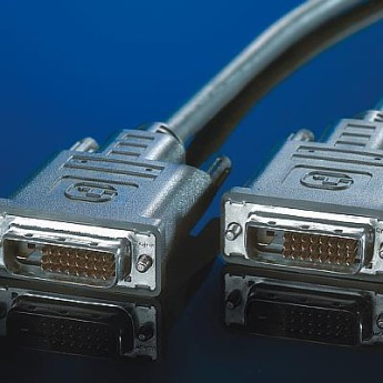 VALUE DVI кабел, DVI M - M, dual link, 3 m
