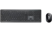 Asus W2000 Chiclet Wireless Keyboard & Optical Mouse Set, Black Клавиатура и мишка