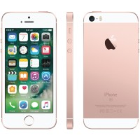 Apple iPhone SE 128GB Rose Gold смартфон