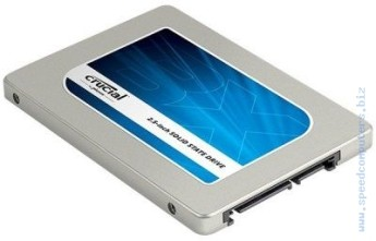"Crucial MX200 500GB SSD SATA III 2.5"" 7mm (с 9.5mm адаптер) Micron 16nm MLC твърд диск Crucial MX200 500GB SSD, Micron 16nm MLC NAND, SATA 2.5"" 7mm (with 9.5mm adapter), Read/Write: 555 MB/s / 500 MB/s, Random Read/Write IOPS 100K/87K, Data Transfer Software Includes Acronis® True Image™ HD software for free data transfer, retail"