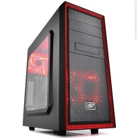 Кутия Deepcool Case TESSERACT SW-RD Window USB 3.0