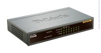 D-Link DES-1008PA 8-port 10/100 Desktop Switch with 4 PoE Ports
