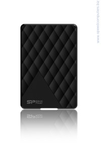 "Silicon Power Diamond D06 2TB 2.5"" USB 3.0 външен диск"