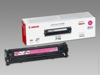 Canon CRG716M Toner Cartridge for LBP5050, LBP5050n (1500 pgs)