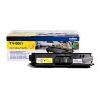 Toner cartridge BROTHER Yellow TN900Y тонер касета