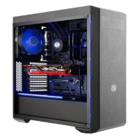 Cooler Master Master BOX MB600L Blue Кутия
