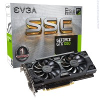 EVGA GTX 1050 SSC GAMING 2GB GDDR5 02G-P4-6154-KR Видеокарта