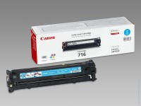 Canon CRG716C Toner Cartridge for LBP5050, LBP5050n (1500 pgs)