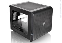 Кутия Thermaltake Core V21 Черен, Mini Case CA-1D5-00S1WN-00