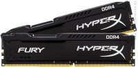 KINGSTON HyperX Fury 8GB(2x4GB) DDR4 2400Mhz HX424C15FBK2/8
