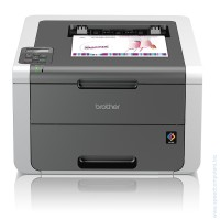 Colour LED Printer BROTHER HL3140CW Wi-fi