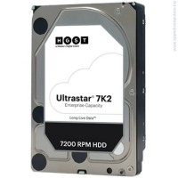 HDD Server HITACHI GST Ultrastar 7K2 (3.5'', 2TB, 128MB, 7200 RPM, SATA 6Gb/s)