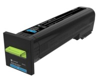 Lexmark Cyan Extra High Yield Return Program Toner Cartridge консуматив