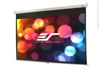 "Екран Elite Screen M135XWV2 Manual 135"" White"