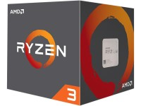 AMD Ryzen 3 1200 4-Core 3.1 GHz (3.4 GHz Turbo) AM4 YD1200BBAEBOX Процесор
