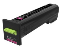 Lexmark Magenta Extra High Yield Return Program Toner Cartridge консуматив