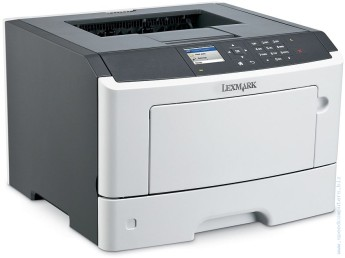 Лазерен принтер Lexmark MS510dn 